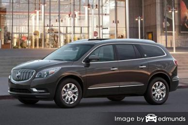 Insurance rates Buick Enclave in Miami