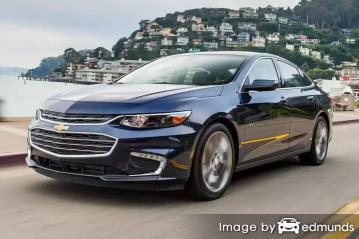 Insurance for Chevy Malibu