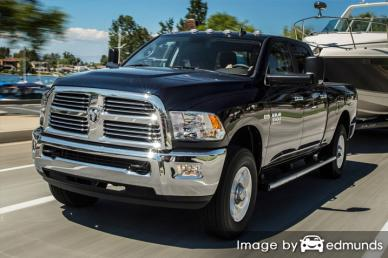 Discount Dodge Ram 3500 insurance