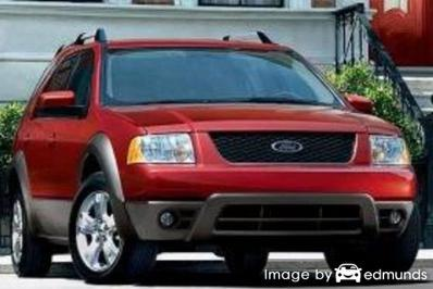 Insurance rates Ford Freestyle in Miami