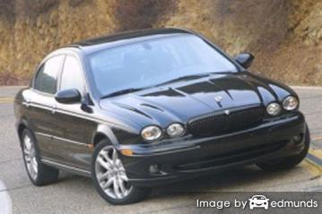 Insurance quote for Jaguar X-Type in Miami