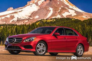 Insurance for Mercedes-Benz E350