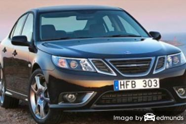 Insurance rates Saab 9-3 in Miami
