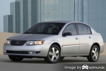 Insurance rates Saturn Ion in Miami